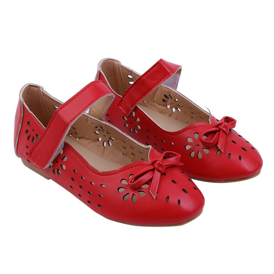 Giày Búp Bê Cắt Laze AZ79 BG08001-A4 (Đỏ) - 6538858586215,62_1690359,299000,tiki.vn,Giay-Bup-Be-Cat-Laze-AZ79-BG08001-A4-Do-62_1690359,Giày Búp Bê Cắt Laze AZ79 BG08001-A4 (Đỏ)