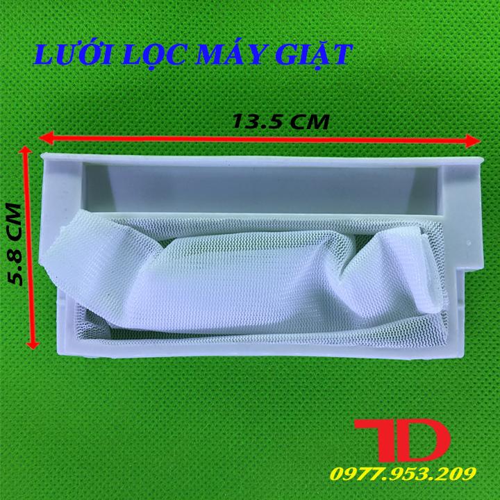 Lưới lọc máy giặt SAN - YO 6.5kg