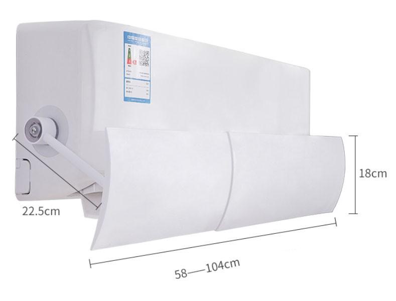 Tấm chắn đổi hướng gió điều hòa,máy lạnh