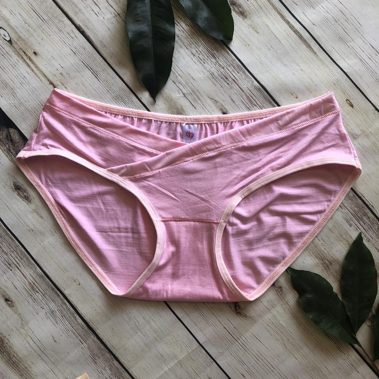 Combo 5 quần lót bầu cạp chéo cotton lụa mềm mại cao cấp thoáng mát