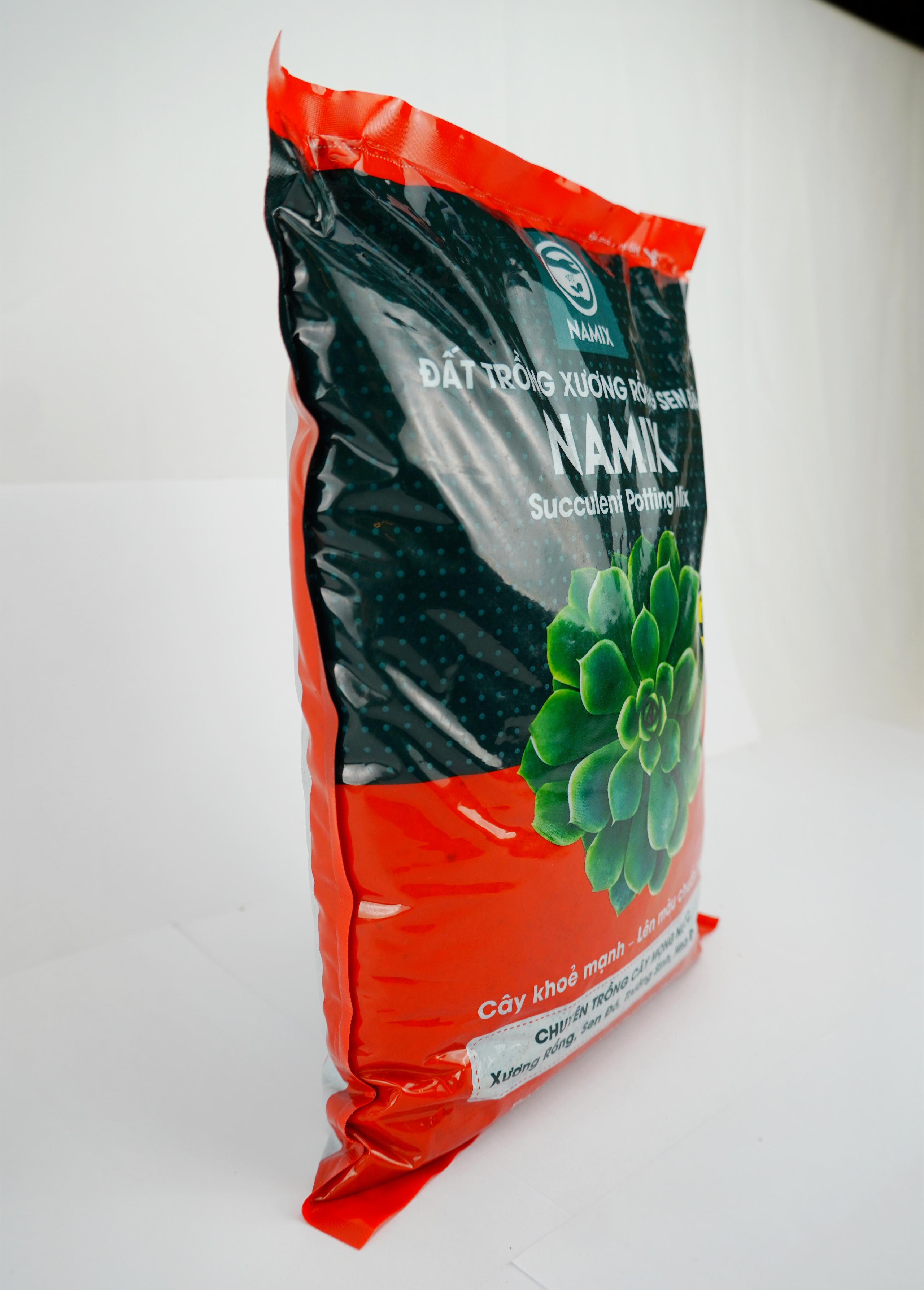 Đất trồng xương rồng sen đá Namix gói 5dm3 (Lít)