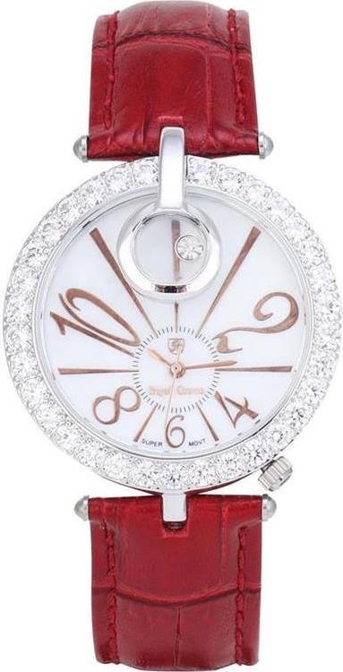 Đồng hồ nữ chính hãng Royal Crown 3850 dây da đỏ