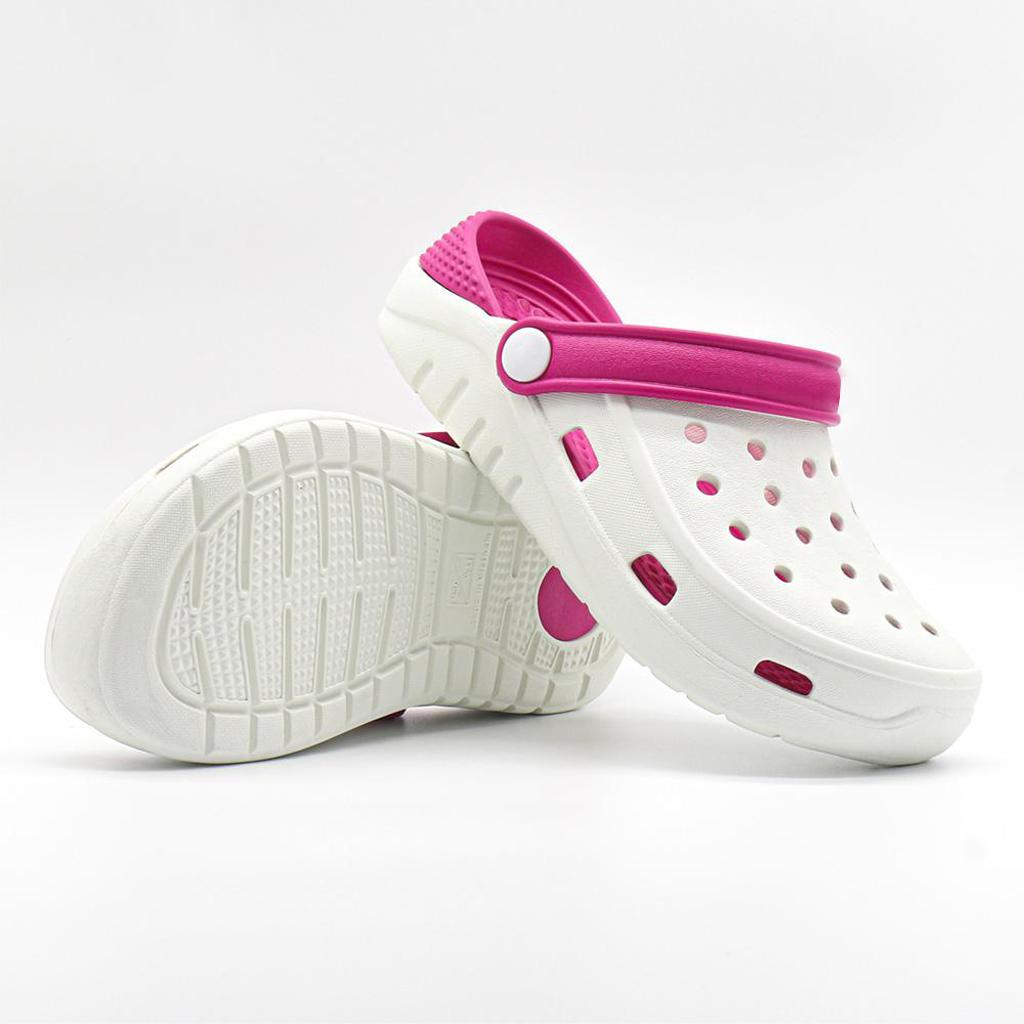 Dép sục bé gái cao cấp quai hậu thời trang đi mưa đi biển đi dạo phố - chất liệu nhựa Eva Phylon cao cấp, siêu nhẹ, siêu mềm, êm chân, không thấm nước DSBGTHSr7