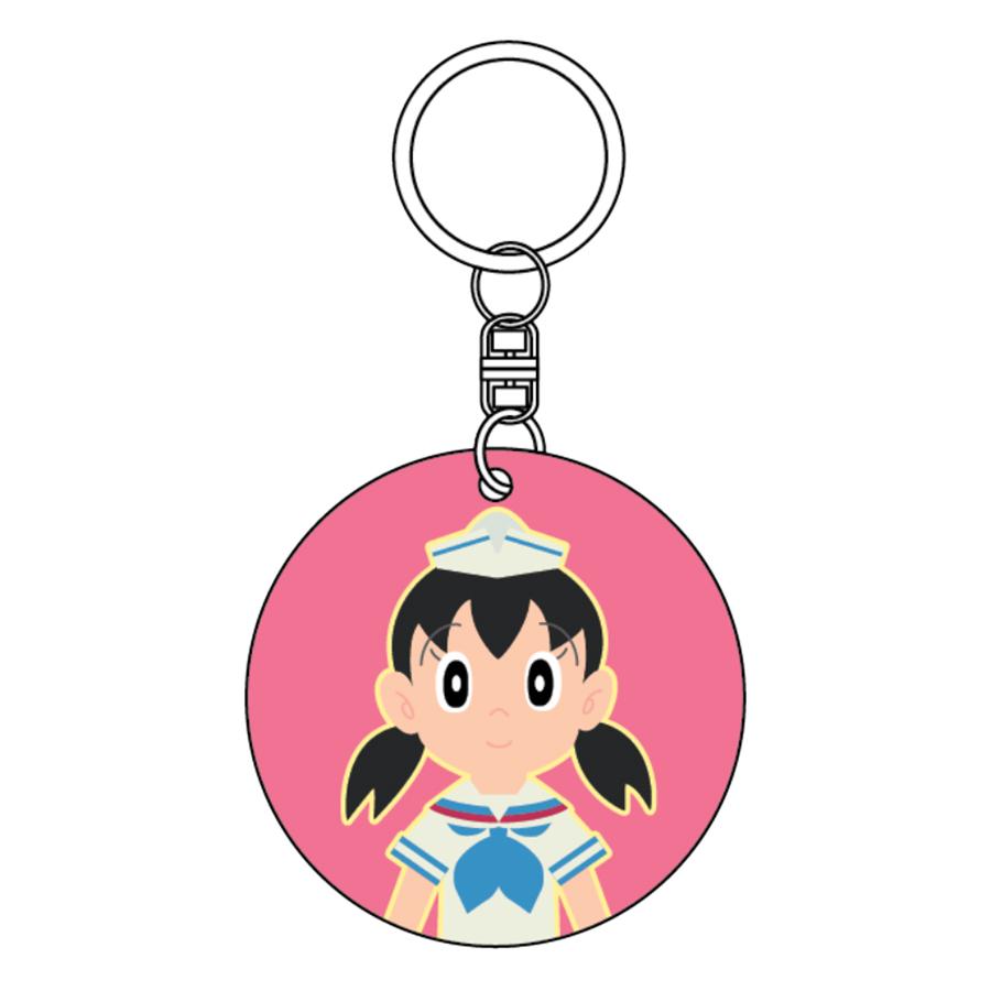 Móc Khóa Nobita's Treasure Island - Xuka