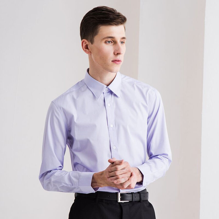 G2000 Slim Solid Color Casual Shirt Mens Comfortable Breathable White Shirt Mens Long Sleeve 00040101 81Light Purple 07175 - 24154431 , 9069353770283 , 62_8807852 , 803000 , G2000-Slim-Solid-Color-Casual-Shirt-Mens-Comfortable-Breathable-White-Shirt-Mens-Long-Sleeve-00040101-81Light-Purple-07175-62_8807852 , tiki.vn , G2000 Slim Solid Color Casual Shirt Mens Comfortable Br