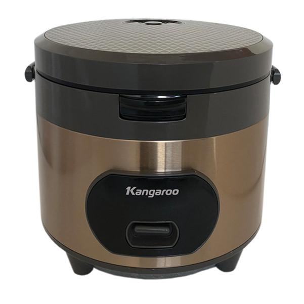 Nồi Cơm Điện Nắp Gài Kangaroo KG18R1 (1.8 Lít) - Hàng Chính Hãng