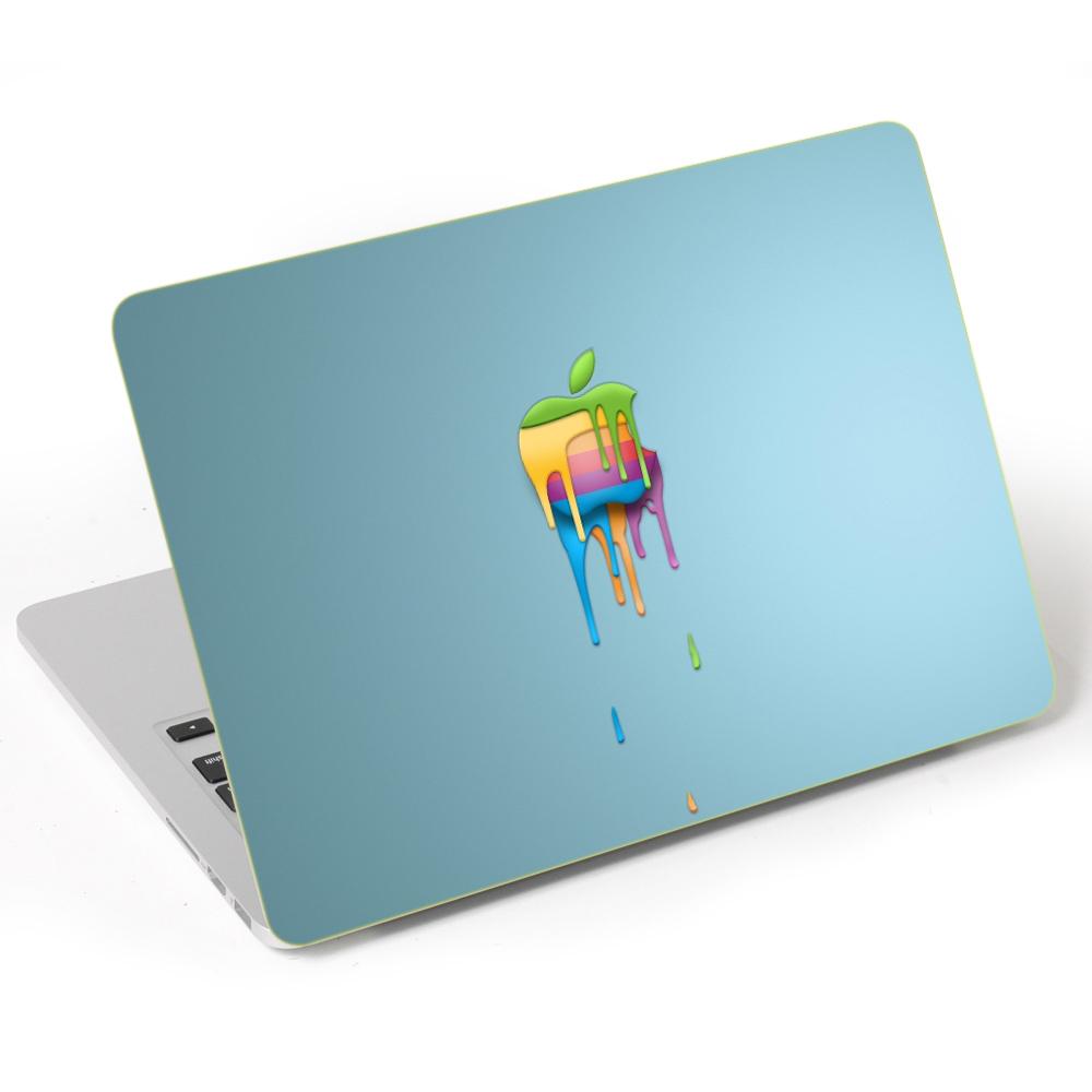 Mẫu Dán Trang Trí Dành Cho Macbook Mặt Ngoài + Lót Tay Mac - 303