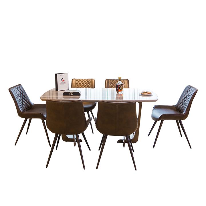 Bàn ghế ăn mã T1730A