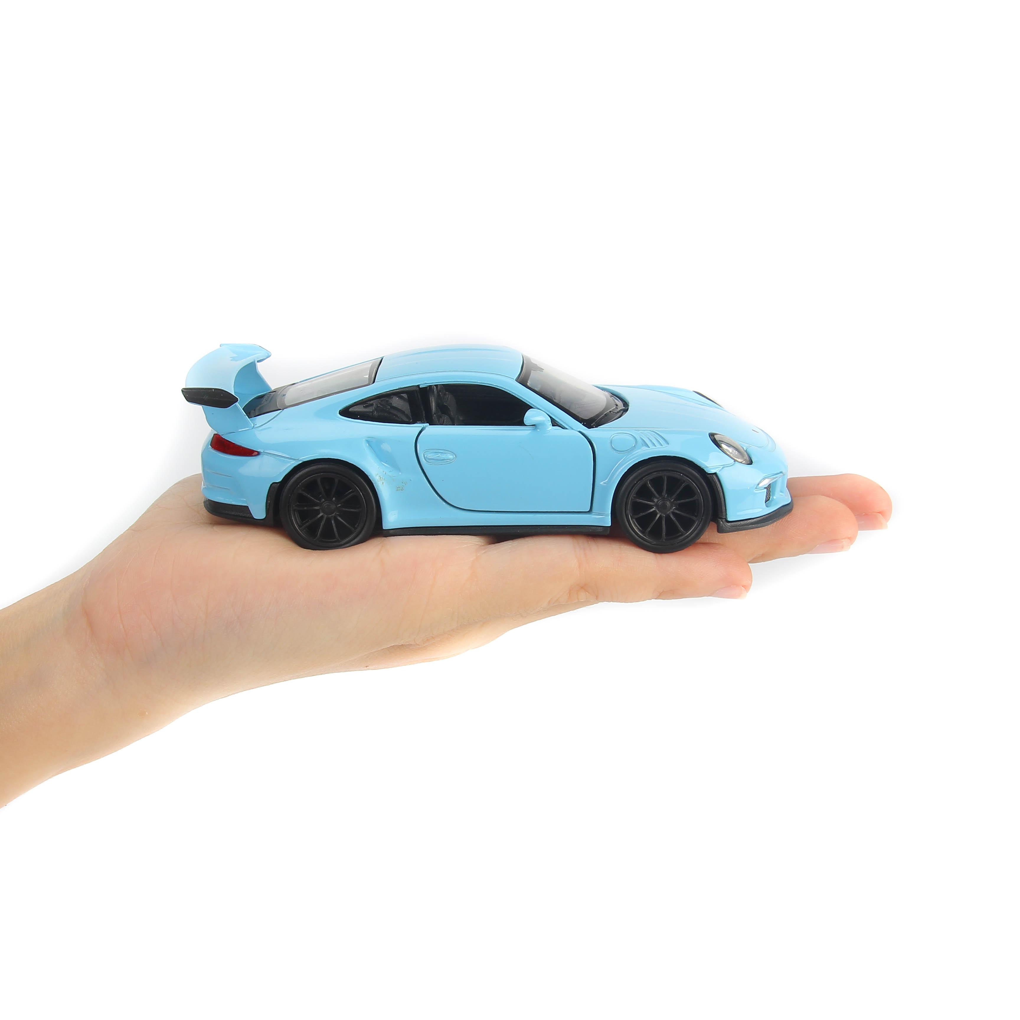 Mô hình xe Porsche 911 GT3 RS 1:36 Welly - 43746