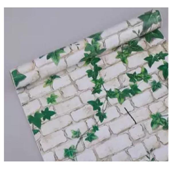 10m giấy dán tường DÂY LEO có keo sẵn