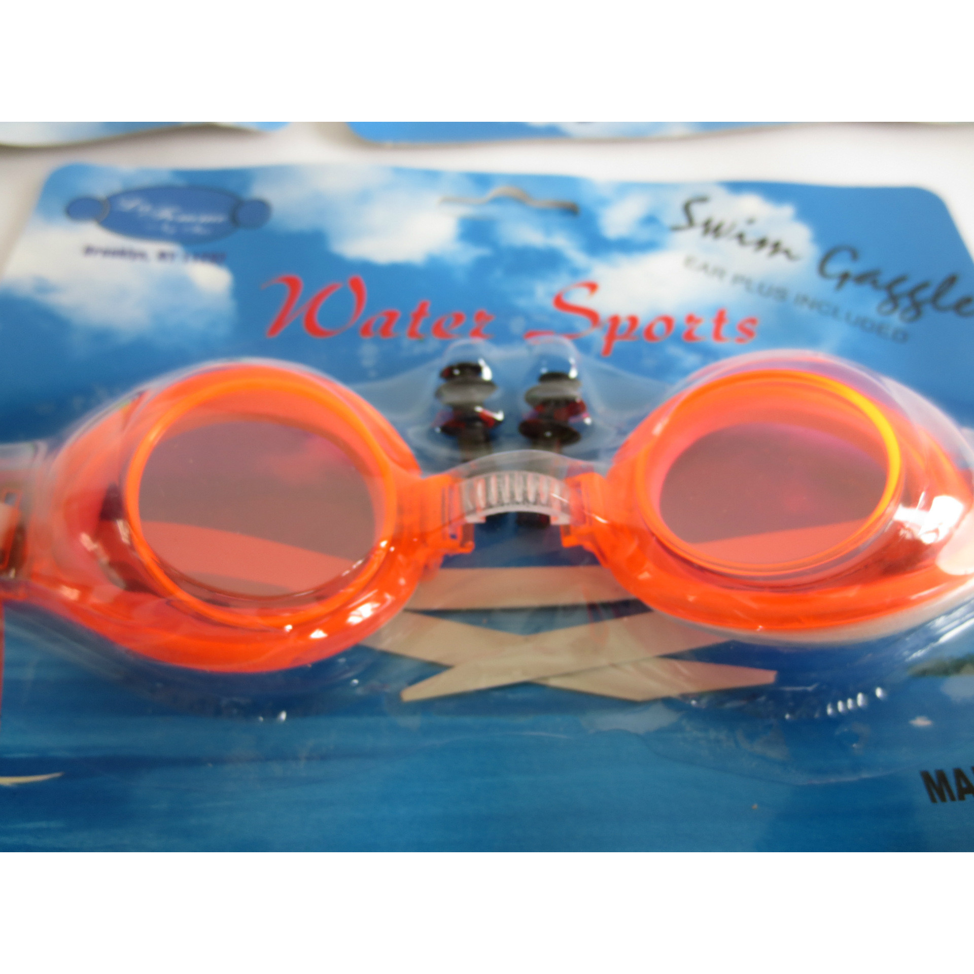 Kính Bơi Trẻ Em Kèm Nút Bịt Tai Chống Thấm Nước