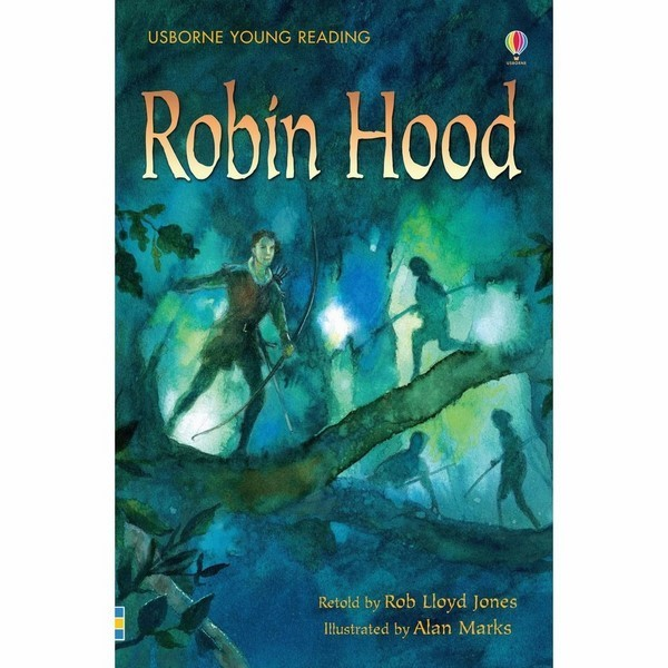 Usborne Young Reading Series Two: Robin Hood
