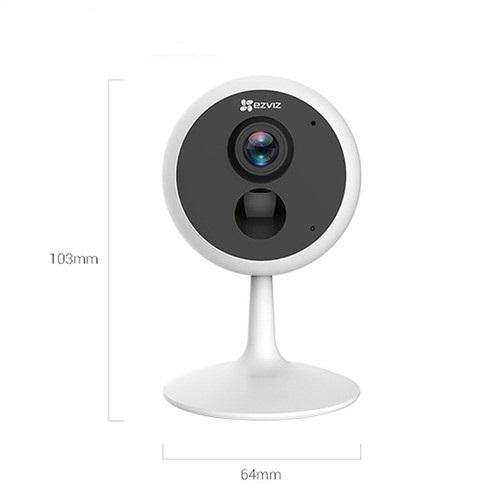 Camera IP WIFI EZVIZ CS-C1C 720P Tặng Kèm Thẻ Nhớ 32GB - HÀNG CHÍNH HÃNG