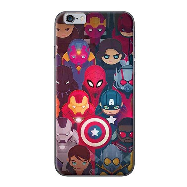 Ốp Lưng Dành Cho iPhone 6  6S Hero