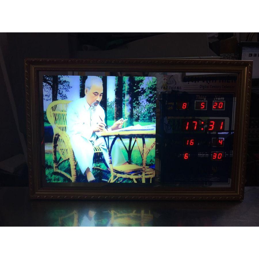 Đồng hồ lịch vạn niên Cát Tường 55617