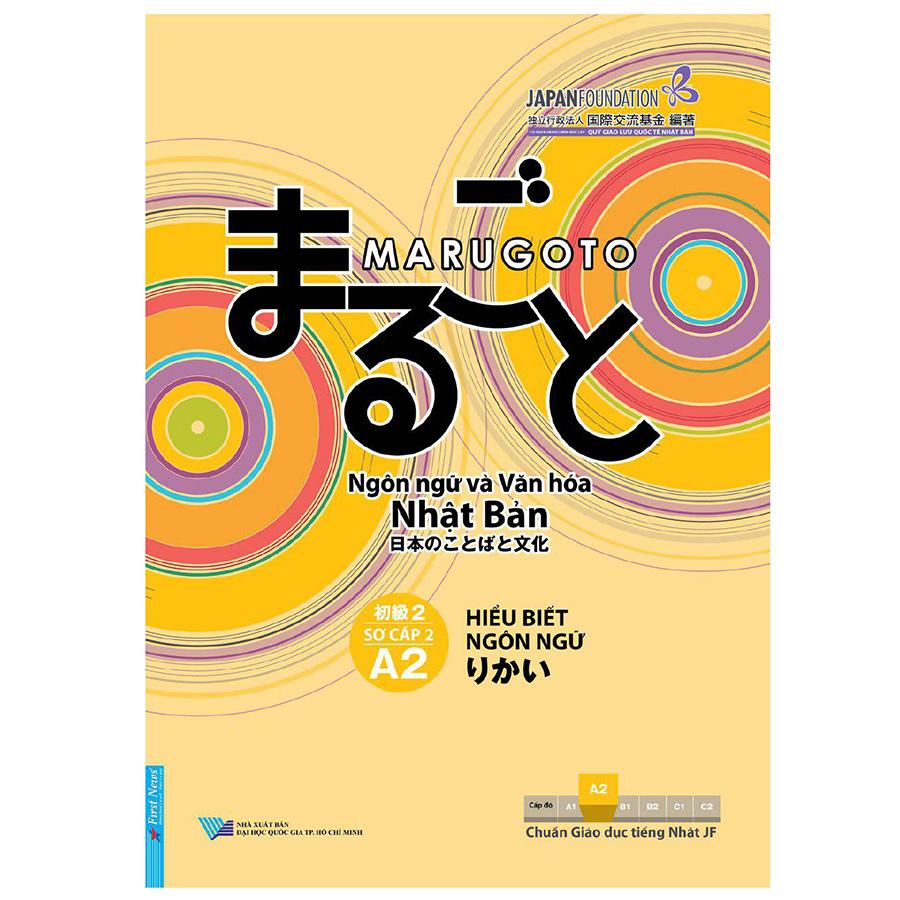 Hiểu Biết Ngôn Ngữ A2 - Sơ Cấp 2 - Ngôn Ngữ Và Văn Hóa Nhật Bản