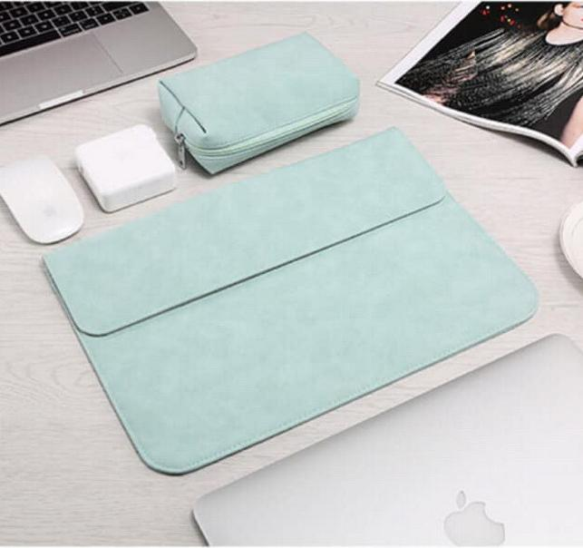 Bao da, túi da, cặp da chống sốc cho macbook, laptop, surface kèm ví đựng phụ kiện  - Xanh Bạc Hà - Macbook Pro 13.3 inch đời 2015 về trước - 23632832 , 6137963700563 , 62_20712746 , 520000 , Bao-da-tui-da-cap-da-chong-soc-cho-macbook-laptop-surface-kem-vi-dung-phu-kien-Xanh-Bac-Ha-Macbook-Pro-13.3-inch-doi-2015-ve-truoc-62_20712746 , tiki.vn , Bao da, túi da, cặp da chống sốc cho macbook,