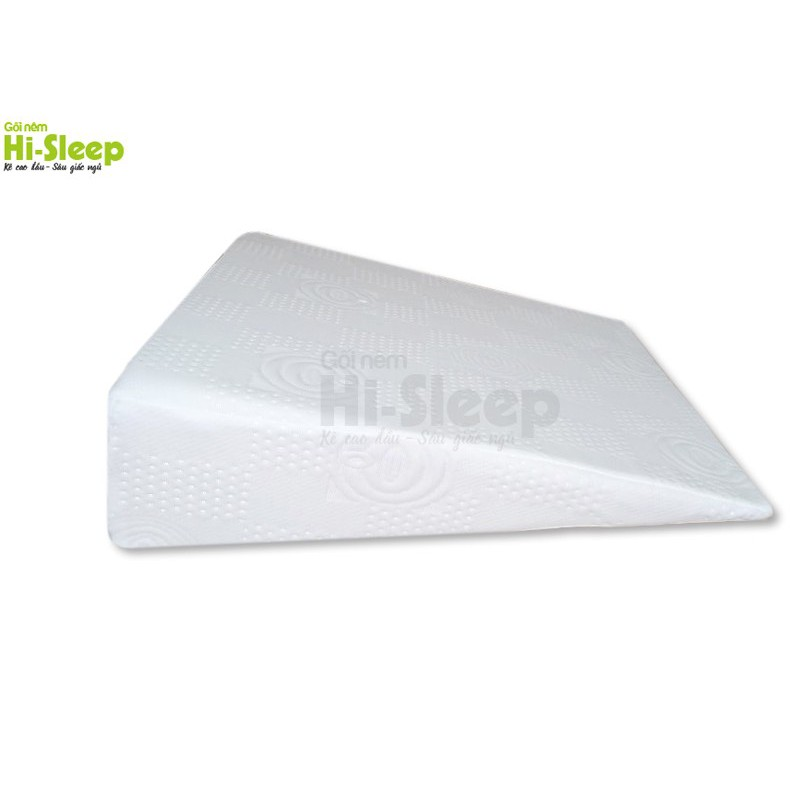 GỐI NÊM CHỐNG TRÀO NGƯỢC DẠ DÀY HI-SLEEP LOẠI 1 LỚP 70X60X14CM