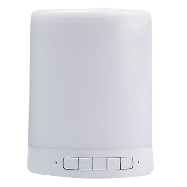 Loa Bluetooth Kiêm Đèn Led Cảm Ứng