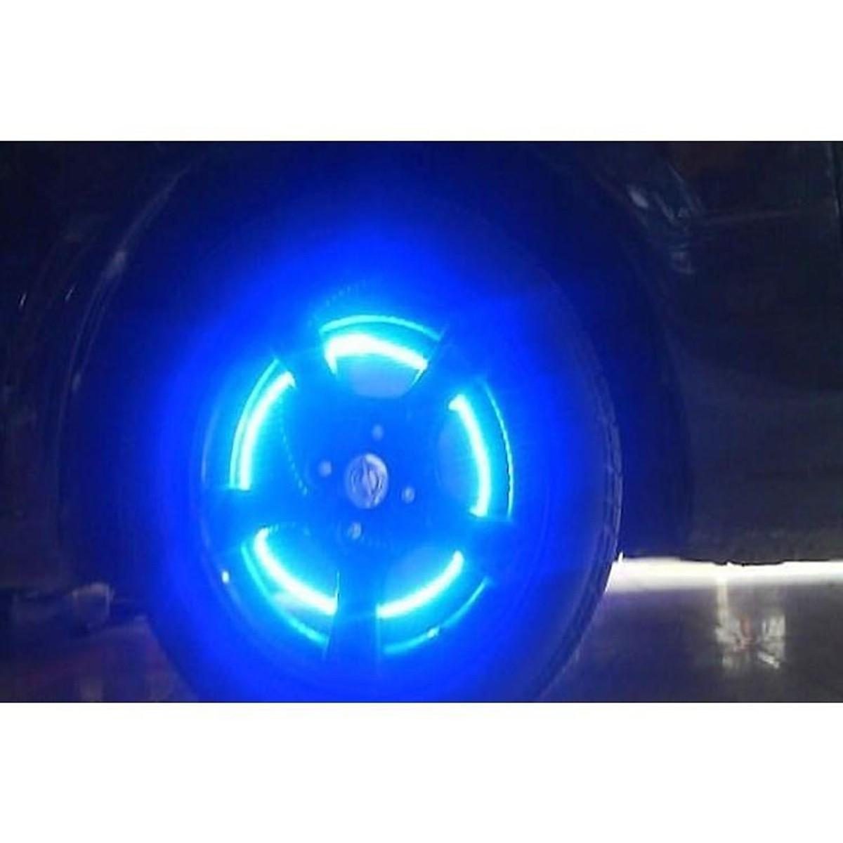 Bộ 2 Đèn LED Van Xe Đạp. Xe Máy, Moto ( Màu Giao Ngẫu Nhiên )