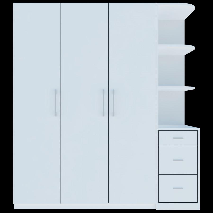 Tủ Áo FT060 (180cm x 200cm)