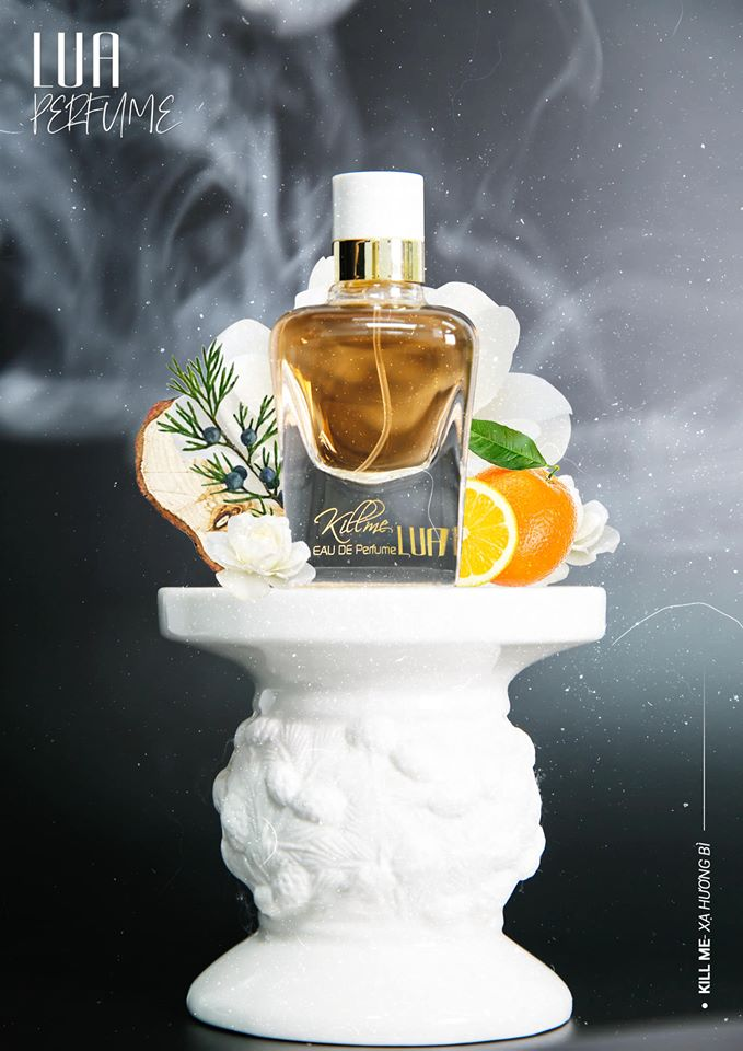 Nước hoa Xạ Hương Bì KILL ME Eau De Perfume LUA 50ml