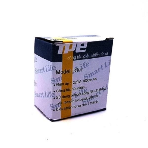 Bộ công tắc điều khiển từ xa TPE-RI01 + remote TPE-RM01