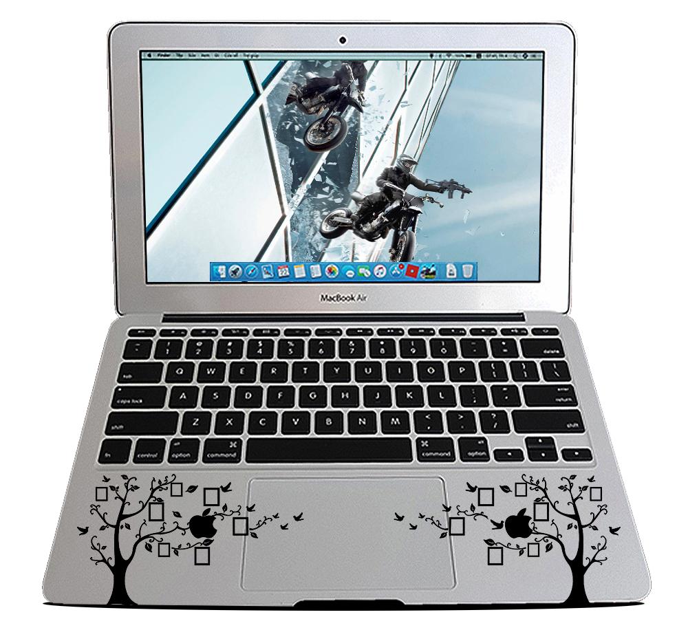 Miếng Dán Trang Trí Dành Cho Macbook Mac - 164