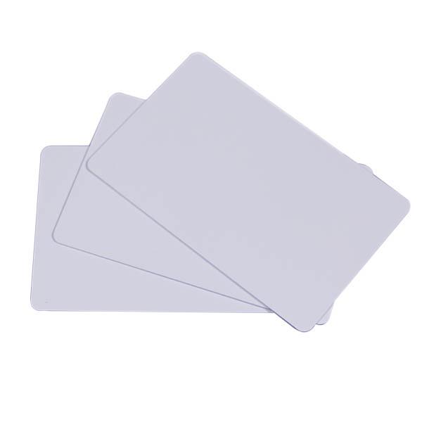 [ Hộp 250 thẻ] Phôi thẻ nhựa PVC trắng - Hàng nhập khẩu