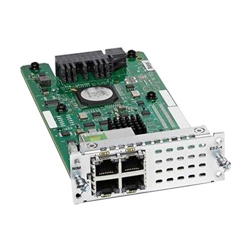 Card Mạng Cisco NIM-ES2-4 - Hàng Nhập Khẩu