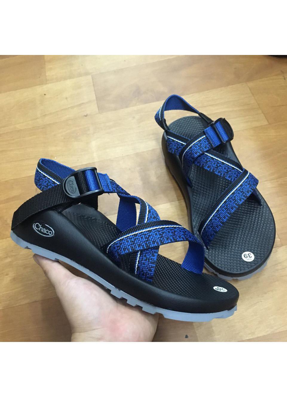 Giày Sandal Nam Chaco Mã D42 Ảnh Thật