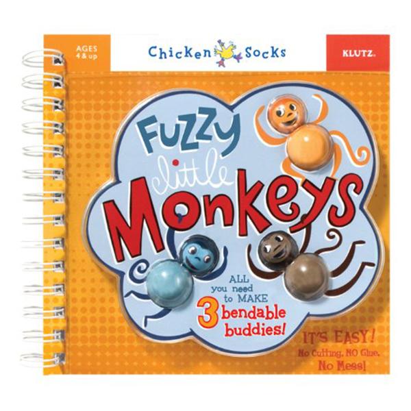 Klutz: Fuzzy Little Monkeys