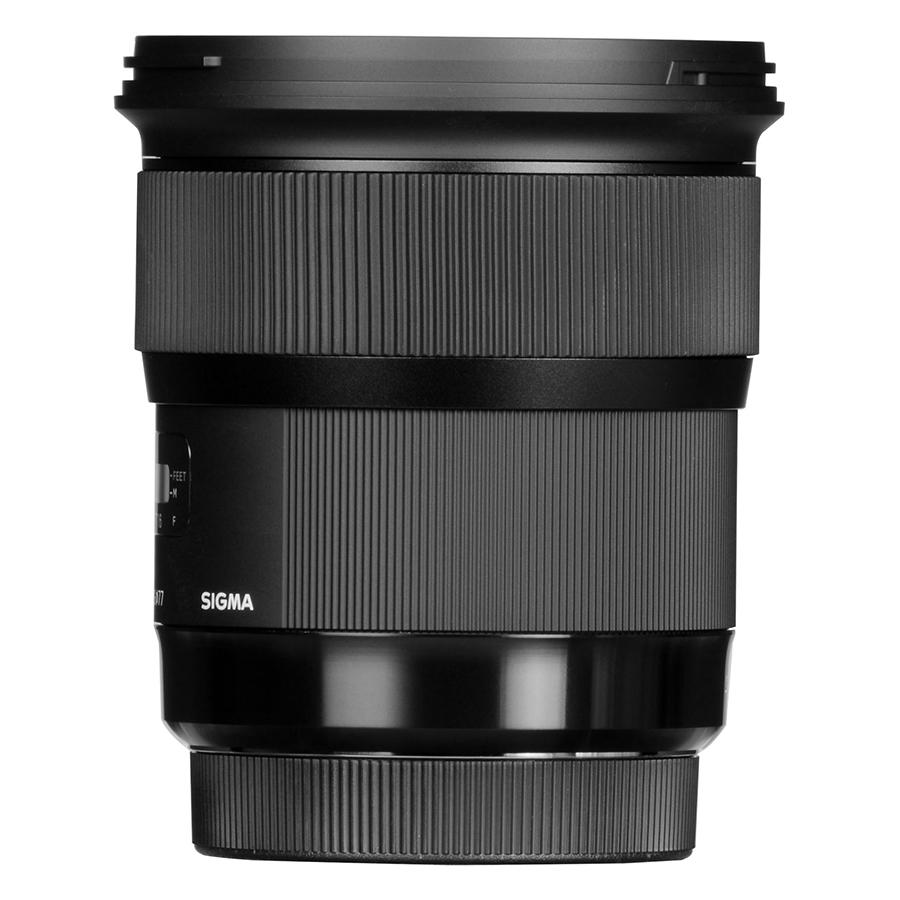 Ống Kính Sigma 24 F/1.4 DG HSM Art For Canon - Hàng Chính Hãng
