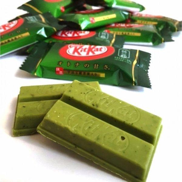 Combo 2 Túi bánh KitKat trà xanh (12 gói x 2) - nội địa Nhật Bản