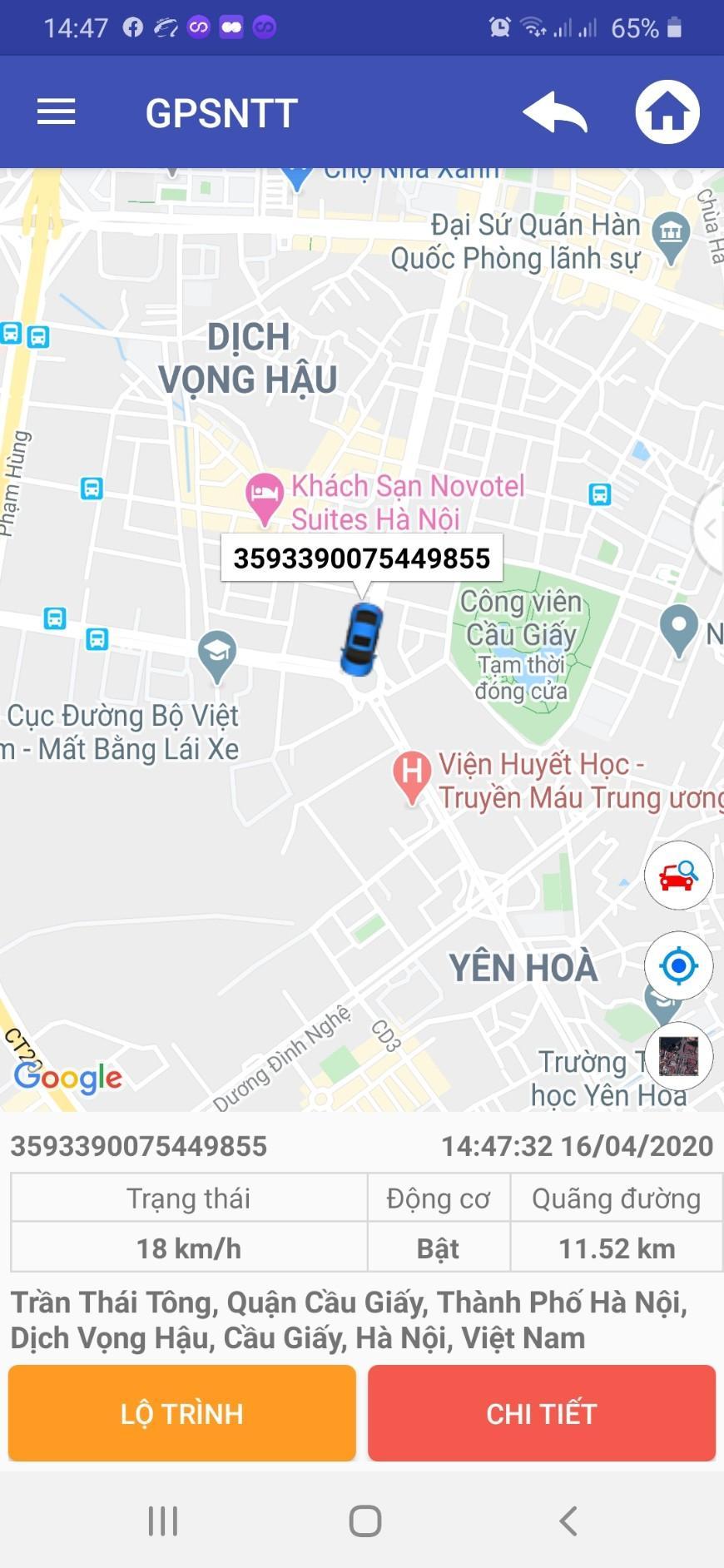 Định Vị Xe Máy Tắt Mở Máy Từ Xa A8 Plus (Loại Tốt) Kèm Sim 4G - Phần Mềm Tiếng Việt GPSNTT