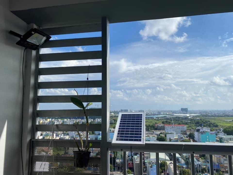 Đèn Led Solar chính hãng JD8825L