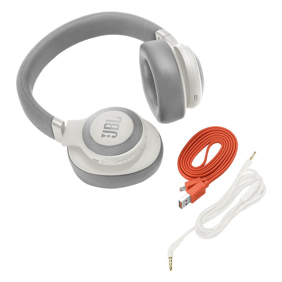Tai Nghe Bluetooth Chụp Tai JBL E65BTNC ANC - Hàng Chính Hãng