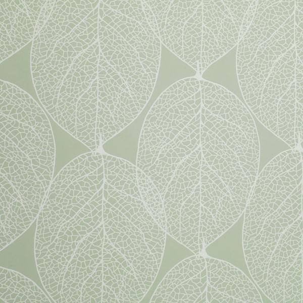 Tấm Trải Bàn JYSK Bleikstarr Nhựa PVC Màu  Xanh Lá R140cm