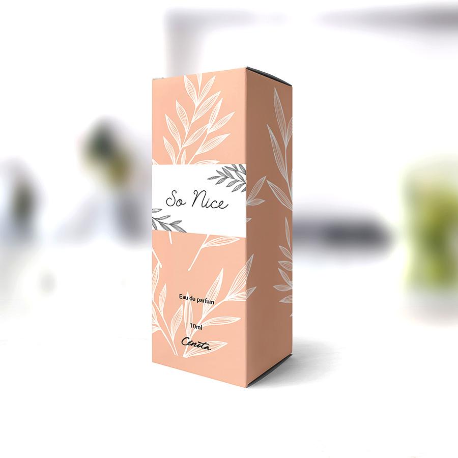 Nước hoa mini dạng lăn Cenota So Nice 10ml Chính Hãng Ngọt Ngào Nóng Bỏng