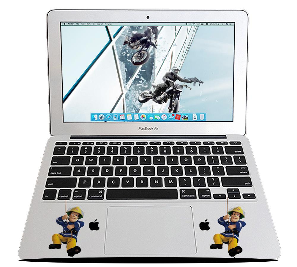 Miếng Dán Trang Trí Dành Cho Macbook Mac - 180