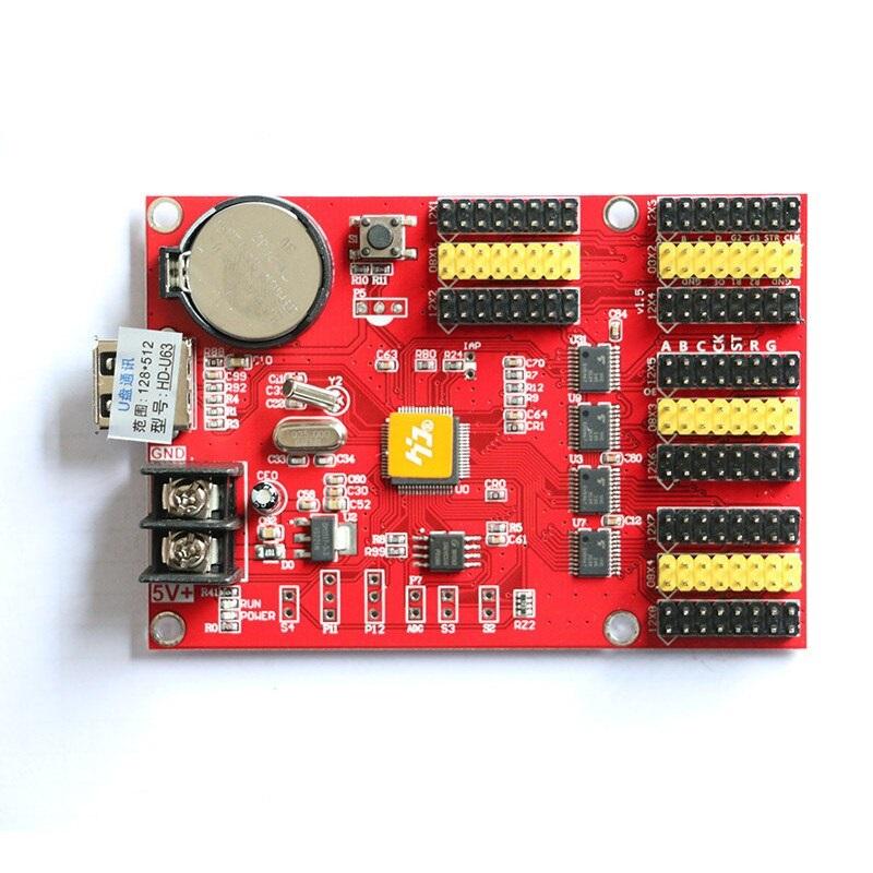 Card HD U63  điều khiển led ma trận