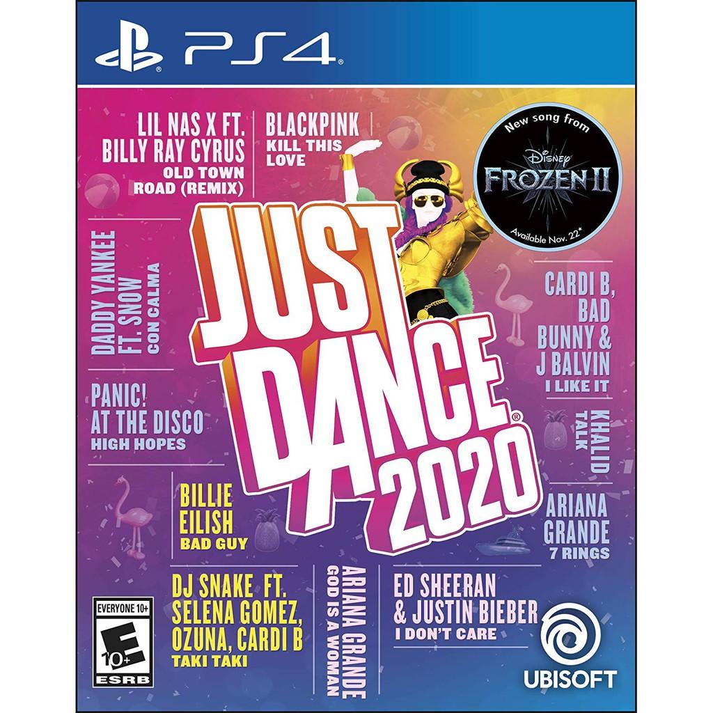 Đĩa Game Just Dance 2020 Cho Playstation 4 - Hàng nhập khẩu