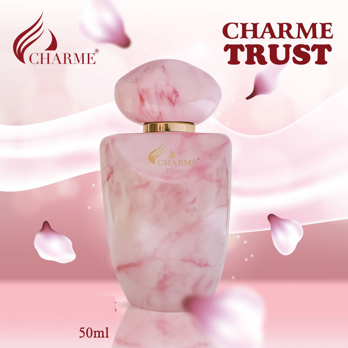 Nước Hoa Nữ Charme Trust 50ml