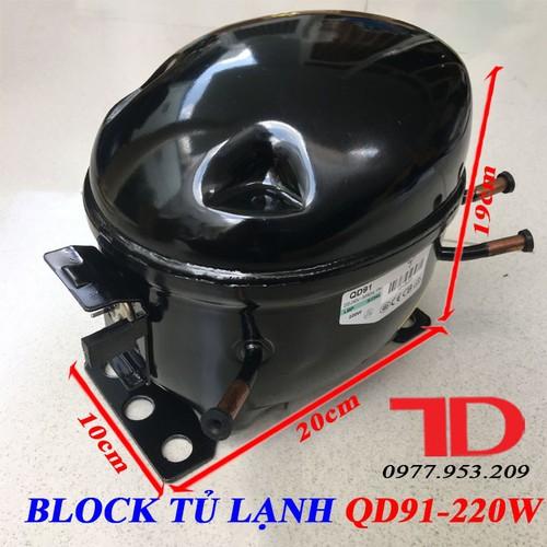 Block Tủ Lạnh QD91 220W từ 450L đến 650L