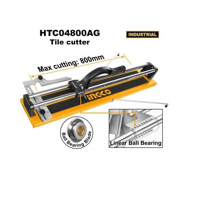 Bàn cắt gạch men INGCO HTC04800AG