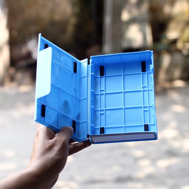 Hộp đựng ổ cứng Orico PHP-35, Box ổ cứng máy bàn hdd 3.5 Sata, vỏ đựng bảo vệ ổ cứng chống shock nhựa cứng siêu bền - Hàng Chính Hãng.