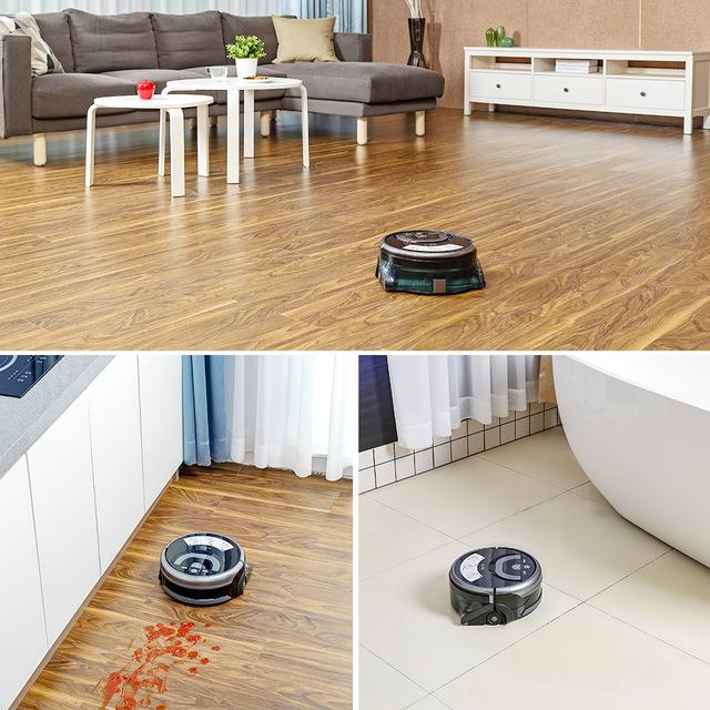 Robot Lau Nhà Chuyên Dụng ILIFE SHINEBOT - Hàng chính hãng
