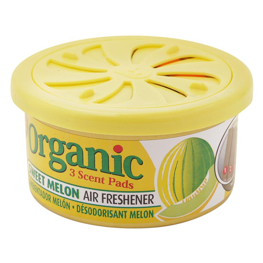 Hộp thơm củi L&D ORGANIC Sweet Melon 38g