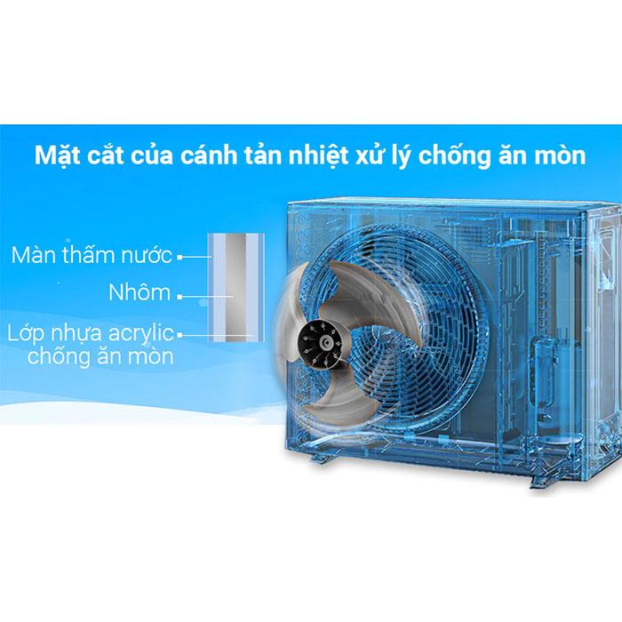 Máy Lạnh Áp Trần Daikin - Inverter Một Chiều Lạnh Điều Khiển Không Dây Loại Sky Air FHA140BVMA/RZF140CYM+BRC7M56 - Hàng Chính Hãng