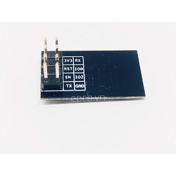 Mạch WiFi ESP8266 Uart ESP-01S